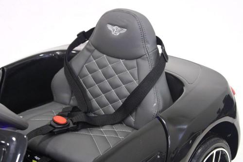 Детский электромобиль Bentley EXP12 (JE1166) черный