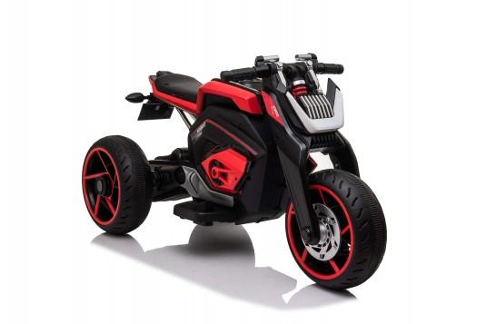 Детский трицикл X222XX красный