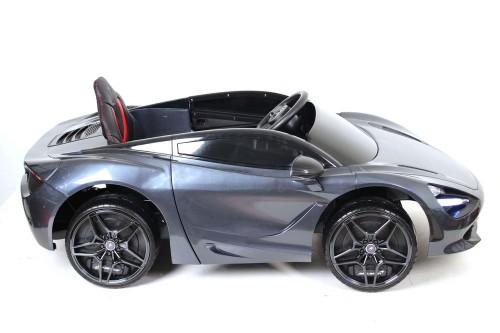 Детский электромобиль McLaren 720S серый глянец