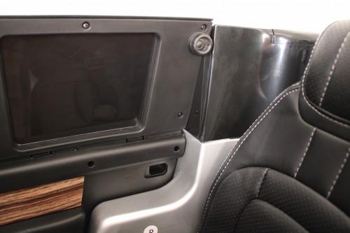 Детский электромобиль Range Rover HSE 4WD (DK-PP999) серебристый глянец