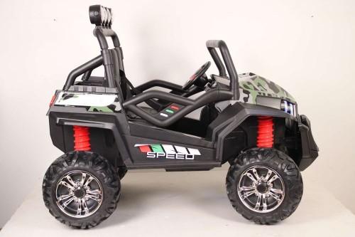 Детский электромобиль Т888ТТ камуфляж