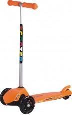 Самокат JY-H03 оранжевый