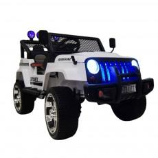 Детский электромобиль T008TT (4х4)  белый