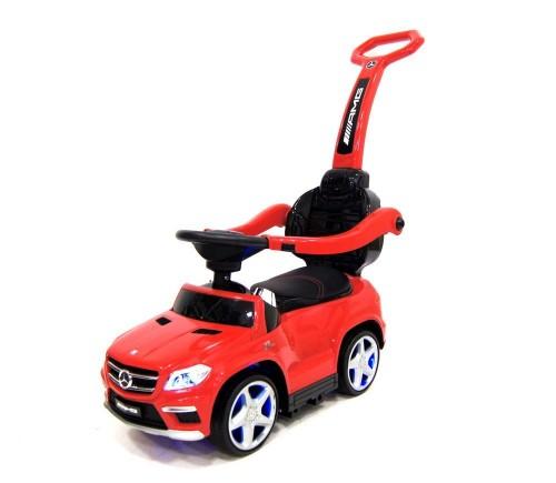 Детский толокар Mercedes-Benz GL63 (A888AA-M) красный