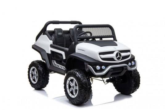 Детский электромобиль Багги Mercedes (P555BP) белый