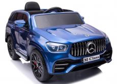 Детский электромобиль Mercedes-Benz GLE 53 (P333BP) синий глянец