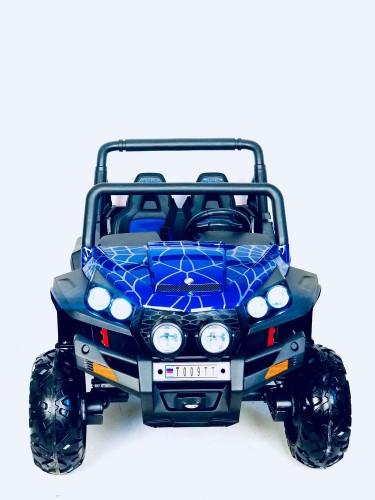 Детский электромобиль Т009ТТ-Spider (4*4) синий