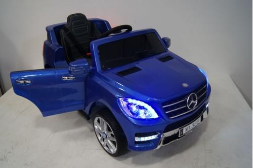 Детский электромобиль ML350 синий глянец