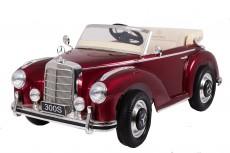 Детский электромобиль Mercedes 300S красный глянец