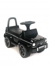 Детский толокар Mercedes JQ663 (G63) черный
