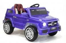Детский электромобиль О 004 ОО Vip синий глянец