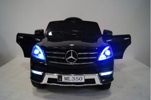 Детский электромобиль ML350 черный глянец