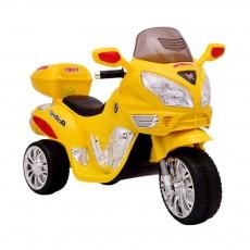 Детский электромотоцикл Moto HJ 9888 желтый