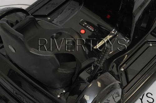 Детский электромобиль Дрифт Кар А999МР черный