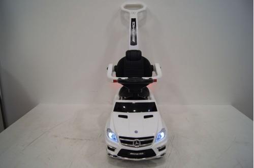 Детский толокар Mercedes A888AA-M белый