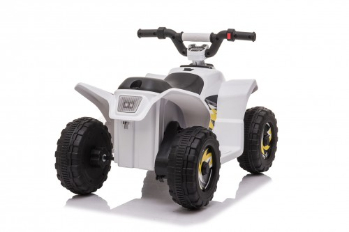 Детский электроквадроцикл H001HH белый
