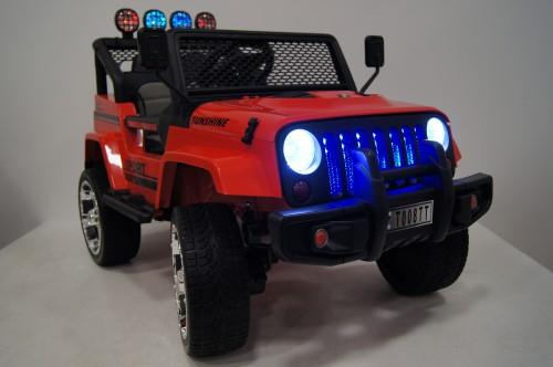 Детский электромобиль T008TT красный