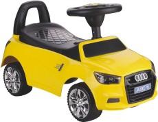 Детский толокар JY-Z01A MP3 желтый