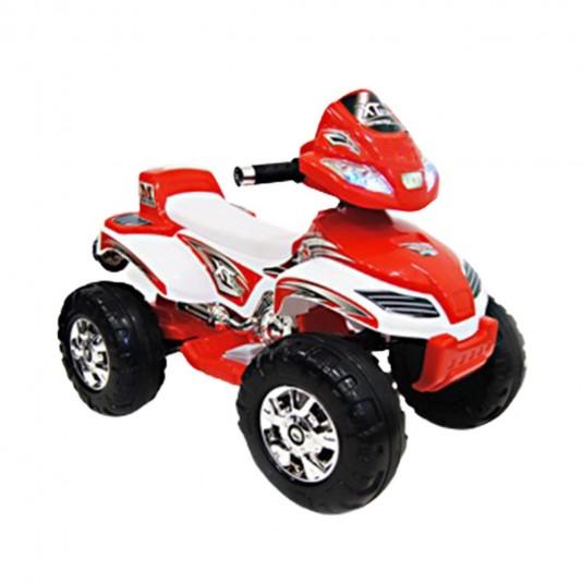 Детский электроквадроцикл JY20A8 красный