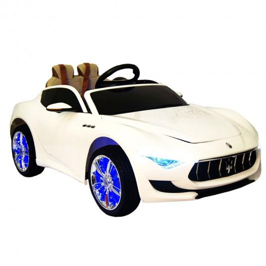 Детский электромобиль А005АА белый