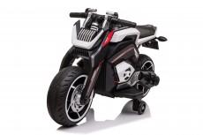 Детский электромотоцикл Х111ХХ белый