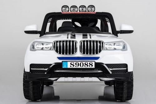 Детский электромобиль Т005 ТТ белый (4*4)