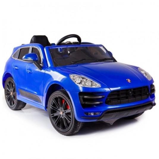 Детский электромобиль A555AA синий
