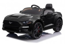Детский электромобиль Ford Mustang GT (A222MP) черный