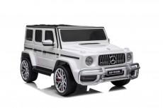 Детский электромобиль AMG G63 (S307) белый