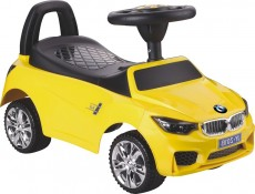 Детский толокар JY-Z01B MP3 желтый