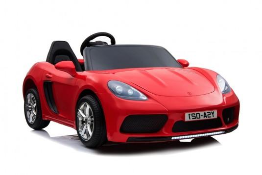 Детский электромобиль T911TT красный
