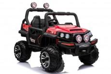 Детский электромобиль О333ОО красный