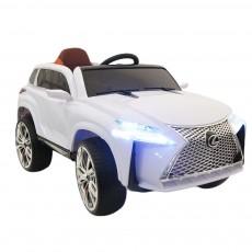 Детский электромобиль E111KX белый