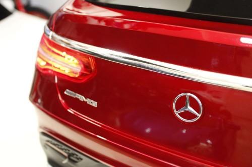 Детский электромобиль Mercedes-Benz GLE-Coupe(М555ММ) вишневый глянец