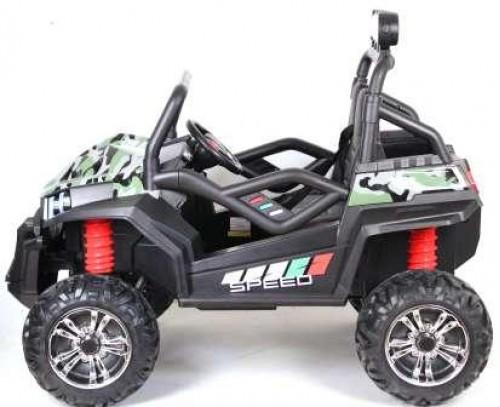 Детский электромобиль T888TT 4WD 24V камуфляж