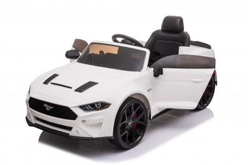 Детский электромобиль Ford Mustang GT (A222MP) белый