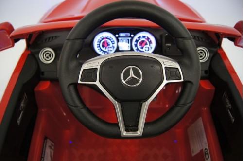 Детский электромобиль А777АА (CLA 45) красный