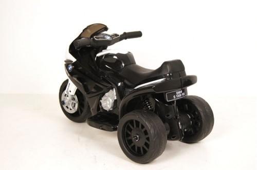 Детский электромотоцикл BMW S1000RR (JT5188) черный