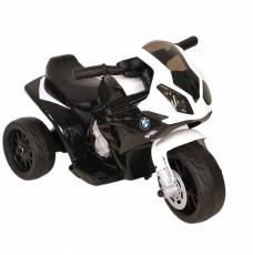 Детский электромотоцикл JT5188 черный
