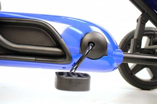 Детский веломобиль Mercedes-Benz (H333HH) синий
