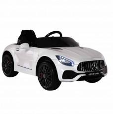 Детский электромобиль О008ОО Mercedes-Benz GT белый