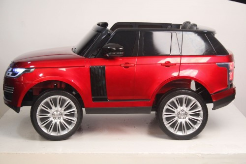 Детский электромобиль Range Rover HSE 4WD (DK-PP999) вишневый глянец