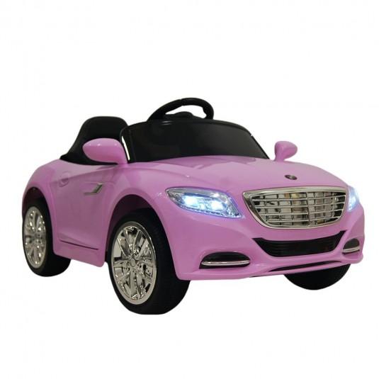 Детский электромобиль Т007 ТТ розовый