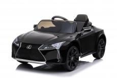 Детский электромобиль Lexus LC 500 (JE1618) черный