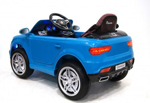 Детский электромобиль O006OO Vip синий
