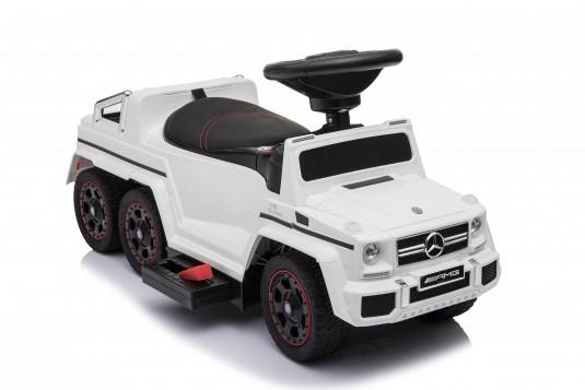 Детский толокар Mercedes-Benz G63 (A010AA-D) белый