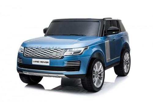 Детский электромобиль Rand Rover HSE (DK-PP999) синий глянец