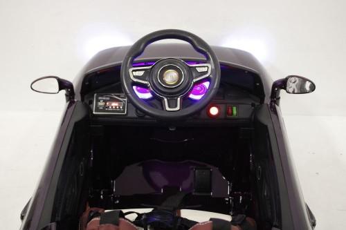 Детский электромобиль O095OO баклажан