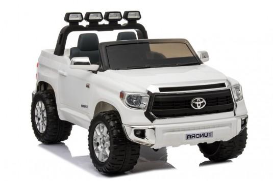 Детский электромобиль Toyota Tundra (JJ2255) белый