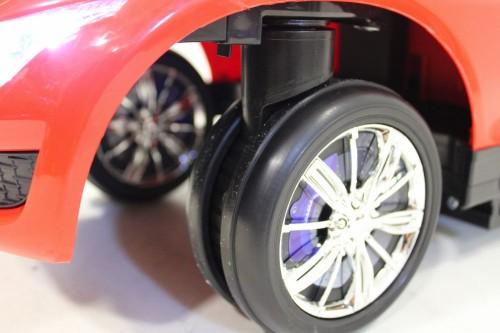 Детский толокар Maserati (A003AA-M) красный